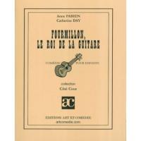 Fourmillon, le roi de la guitare - Anne Fabien