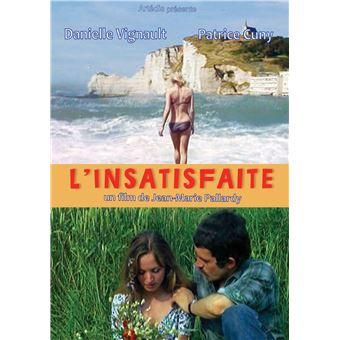 L'Insatisfaite DVD