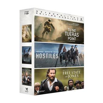 Coffret Aventure 3 films DVD