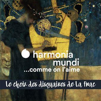 Harmonia Mundi Comme on l'aime Coffret 10 CD Exclusivité Fnac