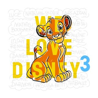 We Love Disney Volume 3 Digipack