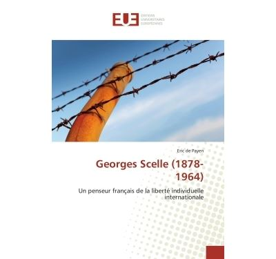 Georges scelle (1878-1964)
