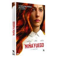 La niña de fuego DVD