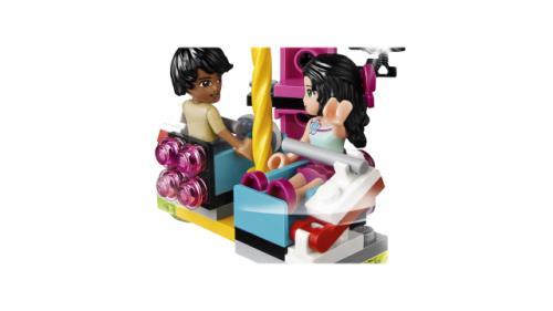 Friends Les Montagnes Du 41130 D'attractions Russes Parc Lego® qMVpLSGUz
