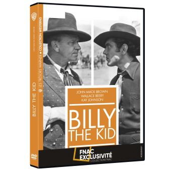 Billy le Kid Exclusivité Fnac DVD