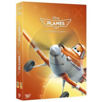 Planes Bipack DVD