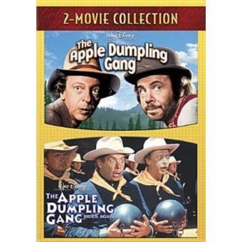 The Apple Dumpling GangMpling rides again/apple dumpling gang and apple du/gb