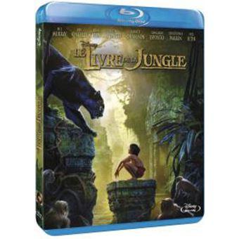 Le Livre de la Jungle Blu-ray