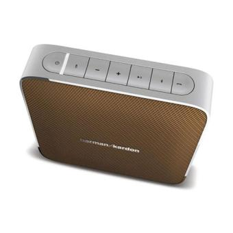 mini enceinte harman kardon esquire chocolat mini enceintes achat prix fnac. Black Bedroom Furniture Sets. Home Design Ideas