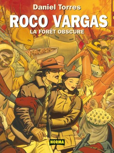 Roco Vargas T5 - La Forêt obscure
