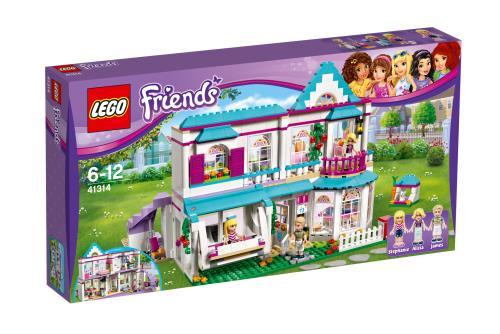 LEGO 41314 La maison de Stephanie