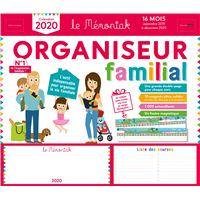 Calendrier Perpetuel Personnalise 365 Jours.Agenda Et Calendrier 2019 Semainier Journalier Original