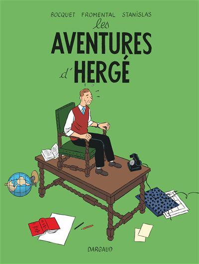 Aventures d'Hergé (Les) - Les Aventures d'Hergé - nouvelle édition augmentée 2