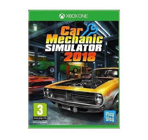 Car Mechanic Simulator 2018 Xbox One