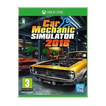 Car Mechanic Simulator 2018 Xbox One