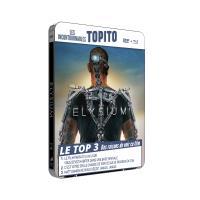 Elysium Boîtier métal Combo Blu-ray + DVD