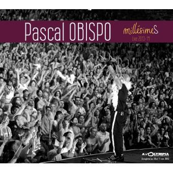 album millesime pascal obispo gratuit