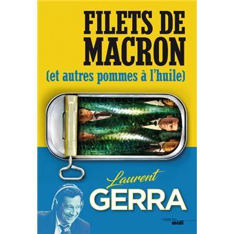 Filets de Macron - (et autres pommes à l'huile)
