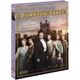 Downton AbbeyDOWNTON ABBEY S6-4DVD-FR