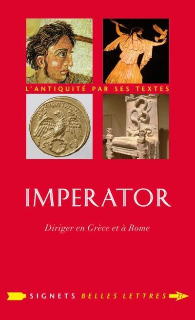 Imperator - Diriger en Grèce et à Rome - 9782251902920 - 9,99 €