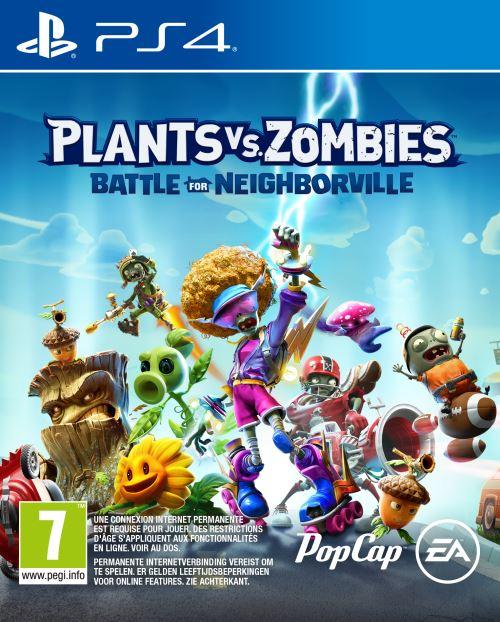 Plants vs. Zombies La Bataille de Neighborville PS4