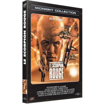 Le Scorpion rouge DVD