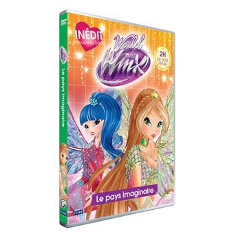 Winx ClubWorld of Winx Le Pays Imaginaire Volume 3 DVD