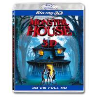 Monster House - Blu-Ray - Version 3D