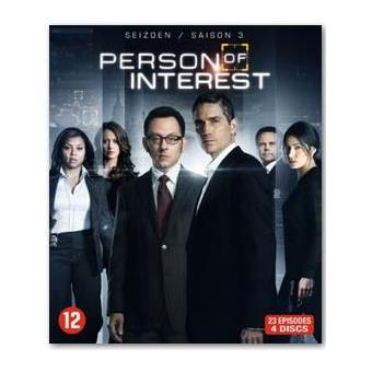 PERSON OF INTEREST S3-FR + NL-BLURAY