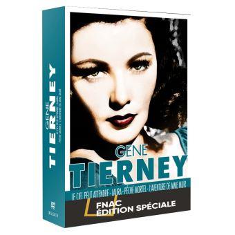 Gene Tierney Coffret 4 DVD Edition Spéciale Fnac