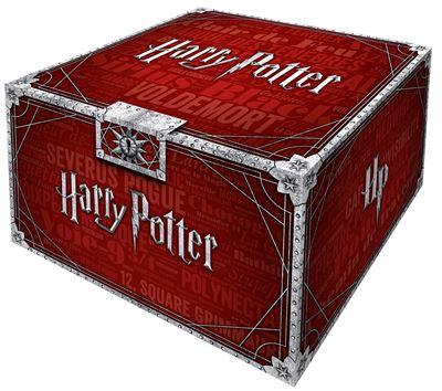 Harry Potter - L'intégrale - 7 volumes format poche - Harry Potter - I à  VII - J.K. Rowling, Jean-François Ménard - Coffret - Achat Livre   fnac