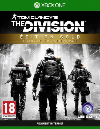 Tom Clancys The Division Edition Gold Xbox One