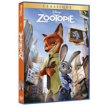 ZootopieZootopie DVD