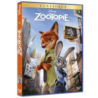 Zootopie DVD