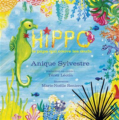 Hippo le papa qui couve les œufs