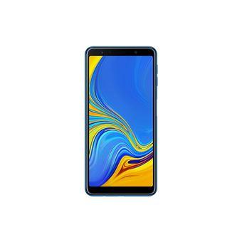 Smartphone Samsung Galaxy A7 64GB Blue + Sim