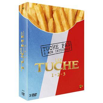 Les TuchesLes Tuche Coffret DVD