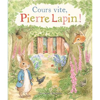 Cours vite, Pierre Lapin