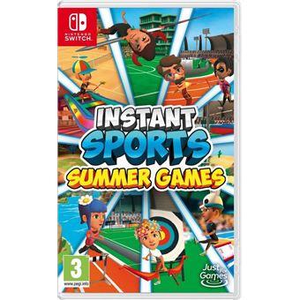 Instant Sport: Summer Games FR/NL Switch