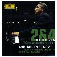 Concertos pour piano N°2 et N°4