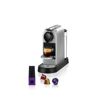 Expresso à capsule Krups Nespresso Citiz YY2733FD 1260W Argent