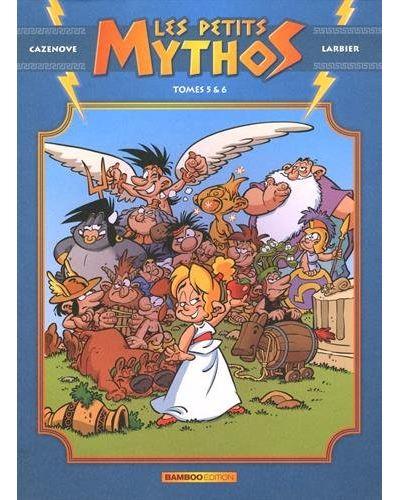 Les petits mythos - écrin tomes 05 et 06