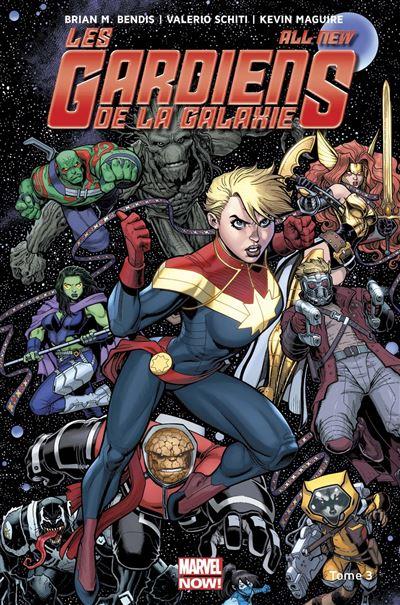 All-new Les Gardiens de la Galaxie