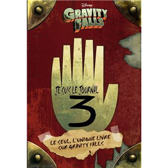 Gravity Falls Gravity Falls Le Journal Collectif Disney