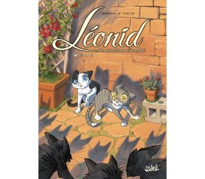 Leonid Les Aventures d'un chat