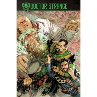 Dr StrangeDoctor Strange