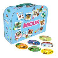Coffret Mouk L'intégrale des 6 aventures Edition Limitée DVD
