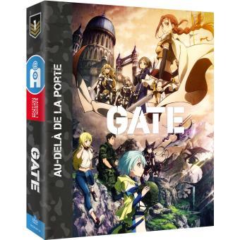 GateGATE S1-EDT COLLECTOR-3DVD-FR