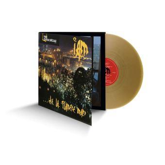 De la planète Mars Vinyle 140 gr Gold Exclusivité Fnac