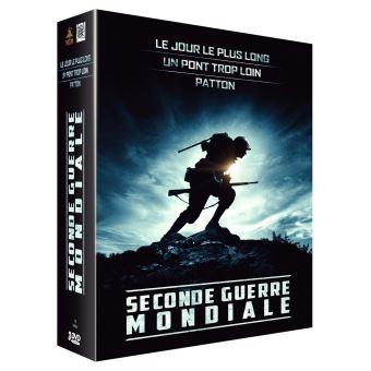 Coffret Seconde Guerre Mondiale 3 films DVD